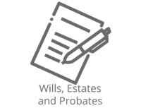 Wills, Estates & Probates