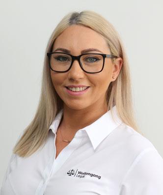 Naomi Gail Eroglu - Administrative Assistant